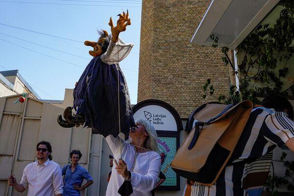 На параде кукол. - Sputnik Латвия