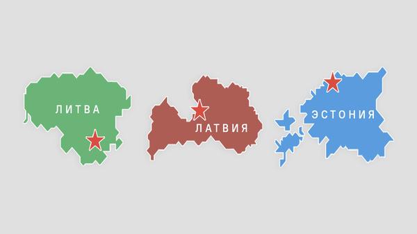 Численность населения стран бывшего СССР - Sputnik Латвия