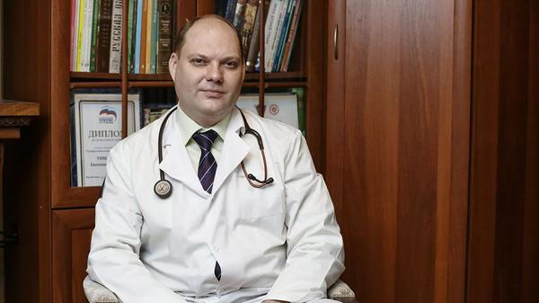 Вирусолог Тимаков: что скрывают врачи о коронавирусе - Sputnik Latvija
