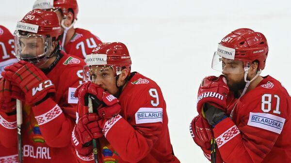 Игроки сборной Беларуси - Sputnik Латвия