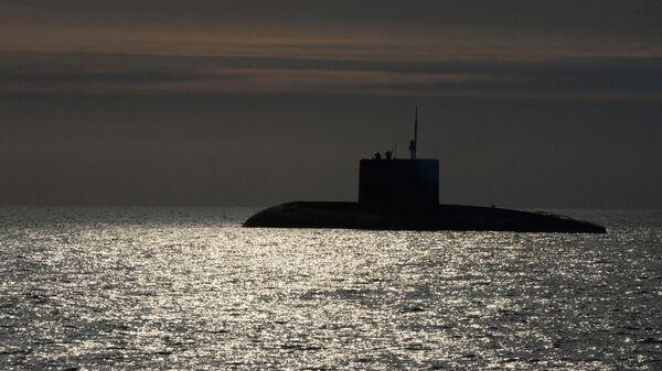 Подводная лодка класса Варшавянка - Sputnik Latvija