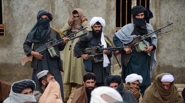 Taliban kustības kaujinieki  - Sputnik Latvija