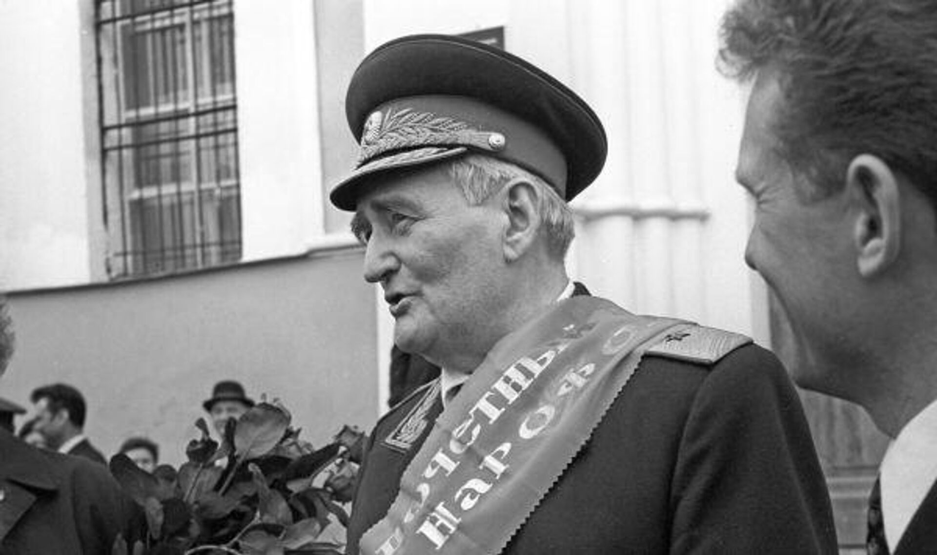 Командир 201-й латышской стрелковой дивизии в годы ВОВ Ян Янович Вейкин  - Sputnik Латвия, 1920, 27.06.2021
