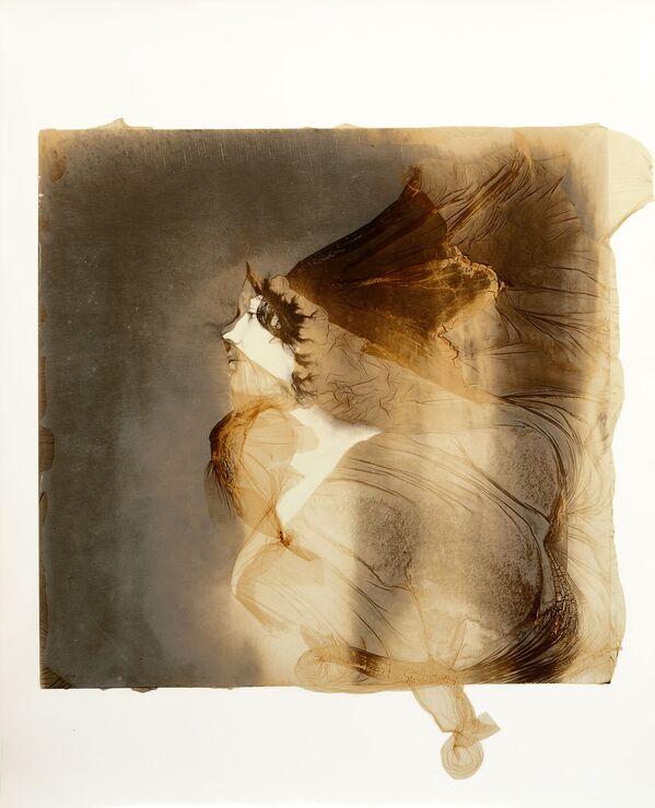 """Снимок """"Чудо-женщина"""" итальянского фотографа Cesare Di Liborio, ставший финалистом в категории Character Study в конкурсе 2021 The International Portrait Photographer of the Year. - Sputnik Латвия"""
