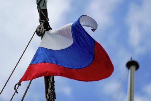 """Хотя Екатерина I повелела заложить новый """"Штандарт"""", это было сделано только в современной России.  - Sputnik Латвия"""