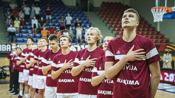 Сборная Латвии по баскетболу - Sputnik Латвия
