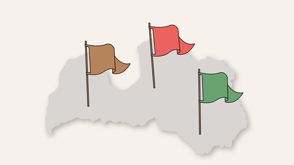 Новые регионы Латвии: кому досталась власть - Sputnik Латвия