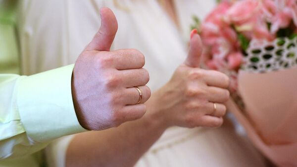 Регистрация бракосочетания  - Sputnik Латвия