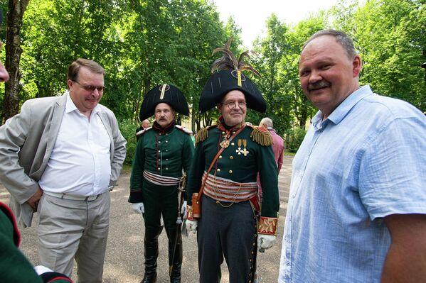 Удовольствие от мероприятия получили и гости и участники реконструкции. - Sputnik Латвия