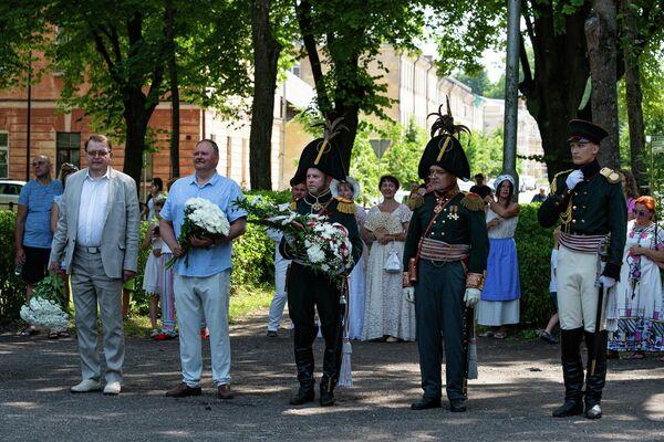 Акция в Даугавпилсе началась в 10 утра и закончилась только поздним вечером. - Sputnik Латвия