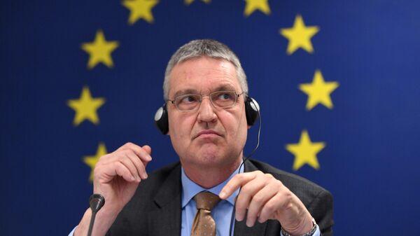Посол Евросоюза в РФ Маркус Эдерер - Sputnik Латвия