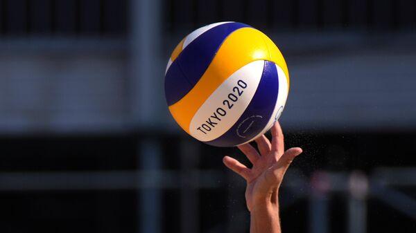 Олимпиада-2020. Пляжный волейбол.  - Sputnik Латвия