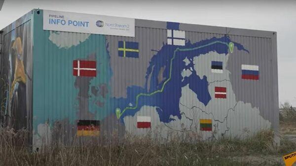 Северный поток - 2 почти готов: построено 99% газопровода - Sputnik Латвия