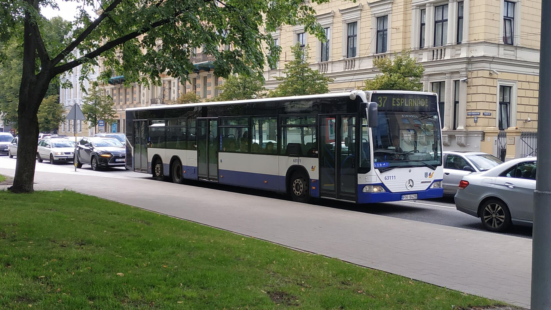 Автобус - Sputnik Латвия, 1920, 01.07.2021