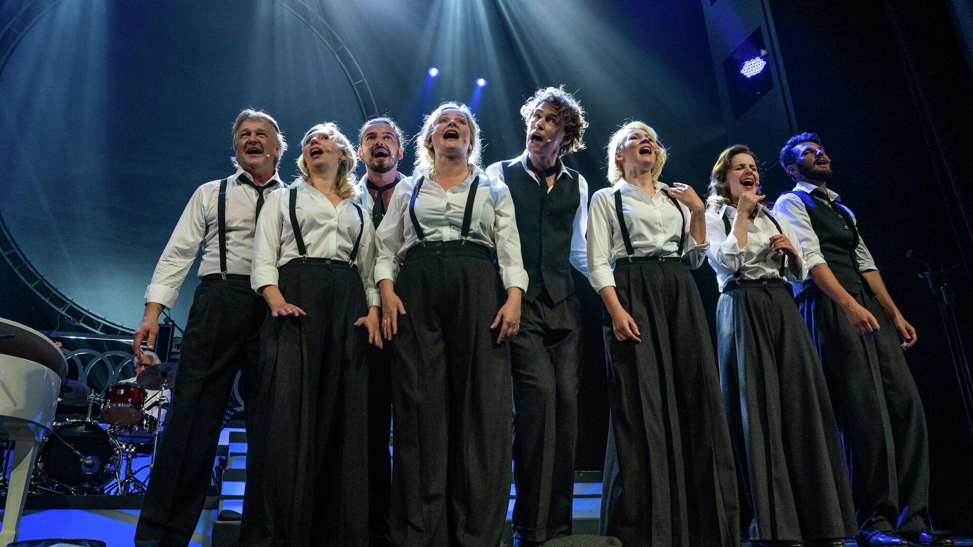 5 августа состоится премьера концерта Раймонд Паулс в Рижском русском театре - Sputnik Латвия, 1920, 01.09.2021
