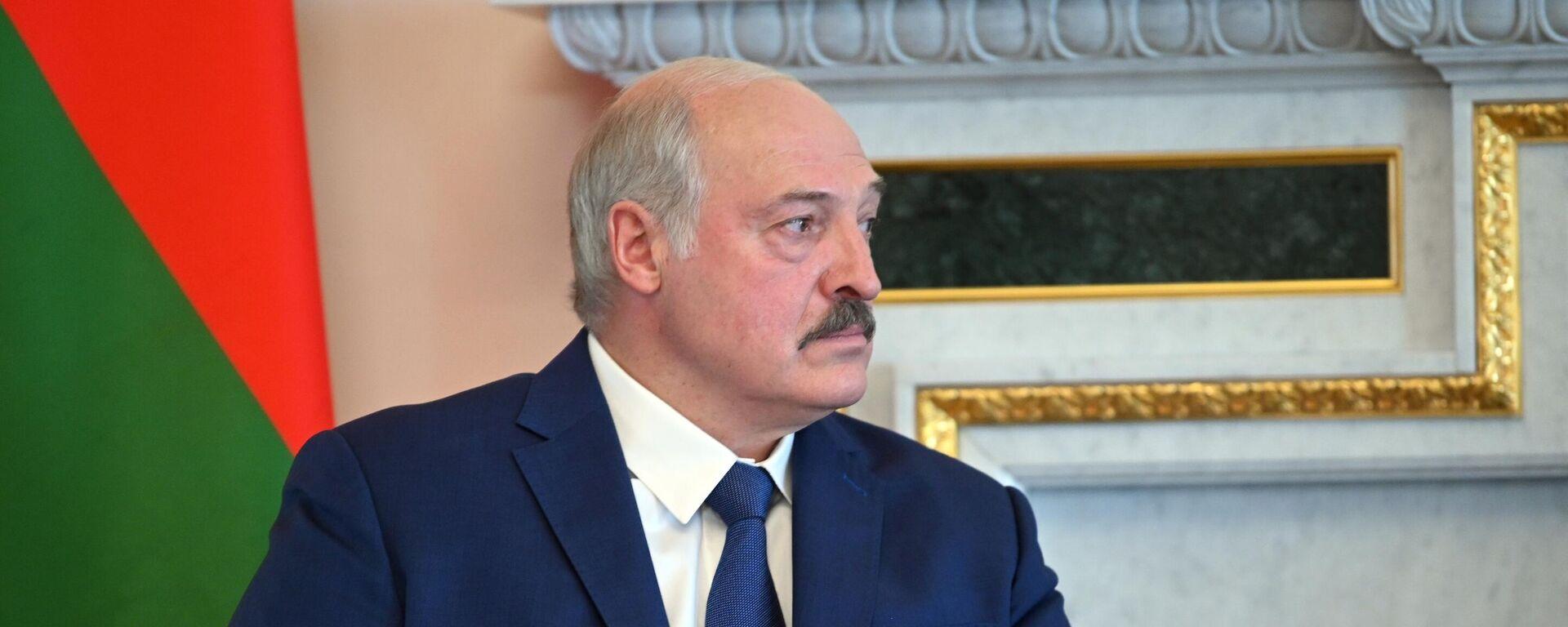 Закрыть каждый метр: Лукашенко жестко отреагировал на ЧП на границе с Литвой - Sputnik Латвия, 1920, 05.08.2021
