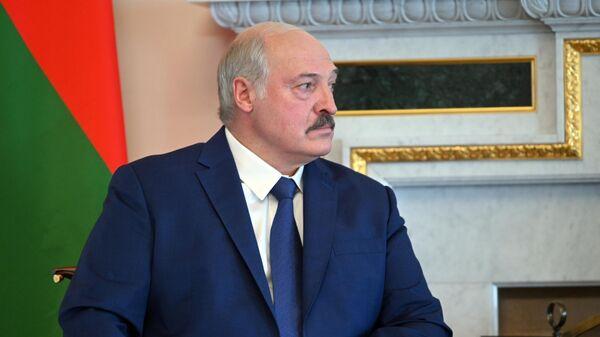 Закрыть каждый метр: Лукашенко жестко отреагировал на ЧП на границе с Литвой - Sputnik Латвия
