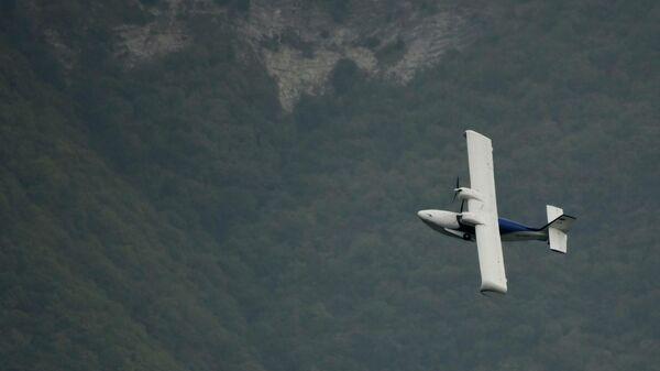 Легкомоторный самолет - Sputnik Latvija