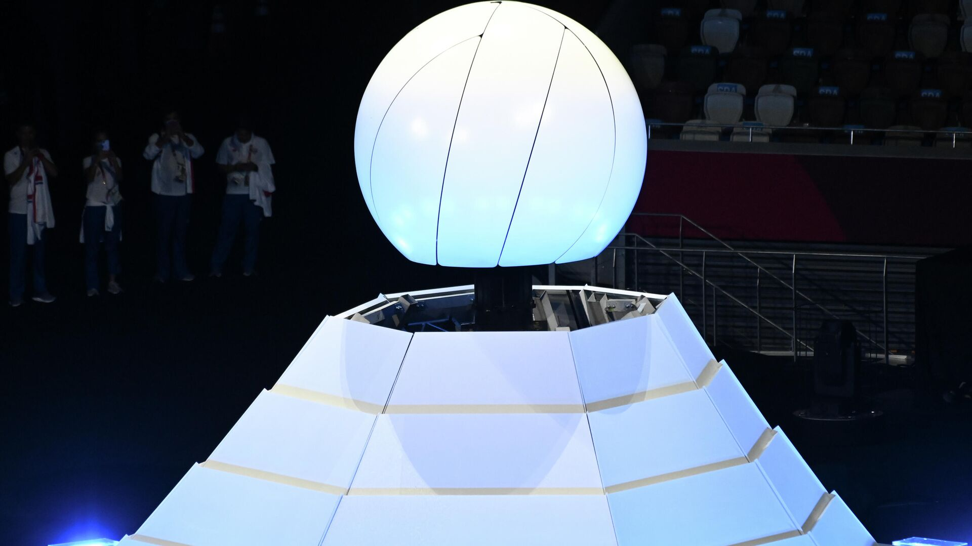 Церемония закрытия XXXII летних Олимпийских игр в Токио - Sputnik Латвия, 1920, 08.08.2021