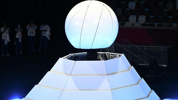 Церемония закрытия XXXII летних Олимпийских игр в Токио - Sputnik Латвия