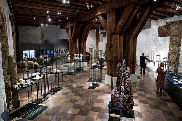 На выставке собраны работы 19 лучших керамистов Балтии - Sputnik Латвия