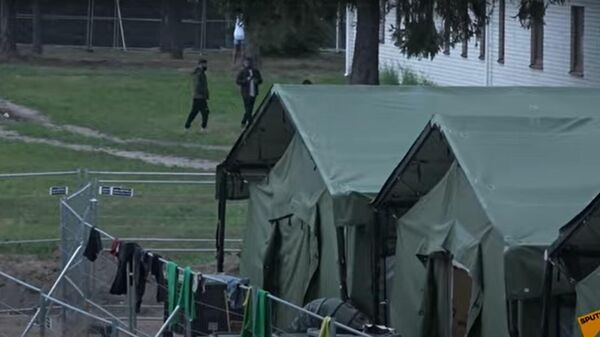 Кто заплатит за забор от нелегалов на белорусско-литовской границе - Sputnik Латвия
