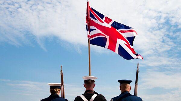 Британские военные - Sputnik Latvija