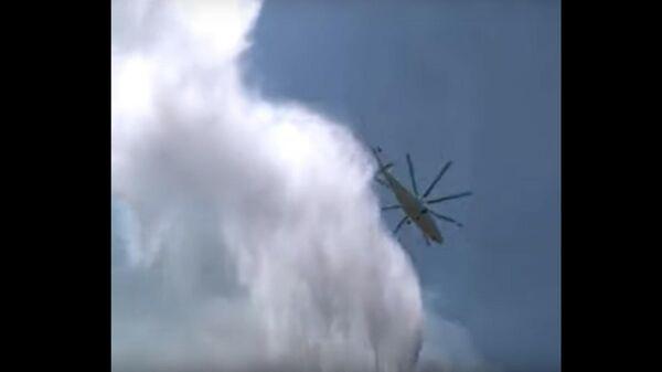 Пожары в Турции сменили ливни - Sputnik Latvija