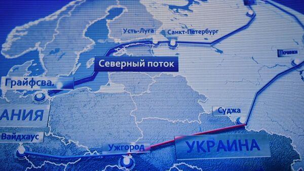 Сосновский про Северный поток - 2: Германия на коротком поводке - Sputnik Латвия