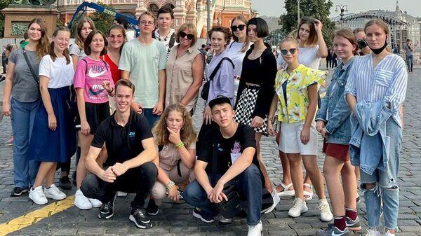 Поездка в Москву может стать одной из самых запоминающихся в жизни - Sputnik Латвия