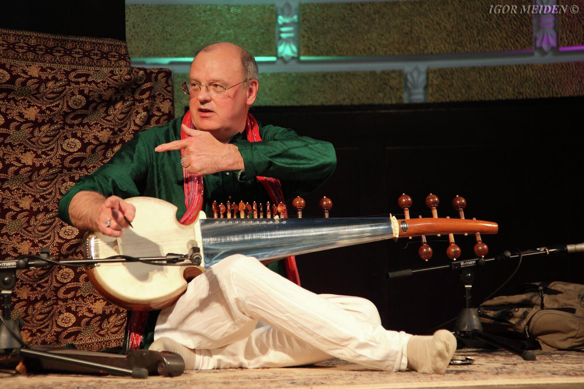 Сергей Анцупов - легенда латвийской музыки - Sputnik Латвия, 1920, 14.08.2021