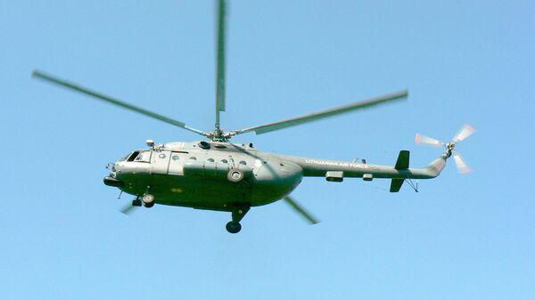 Вертолет ВВС Литвы - Sputnik Латвия