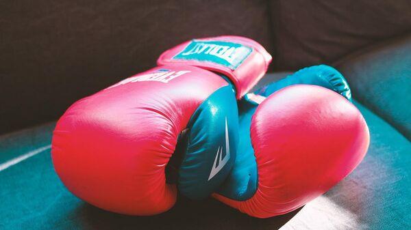 Боксерские перчатки - Sputnik Латвия