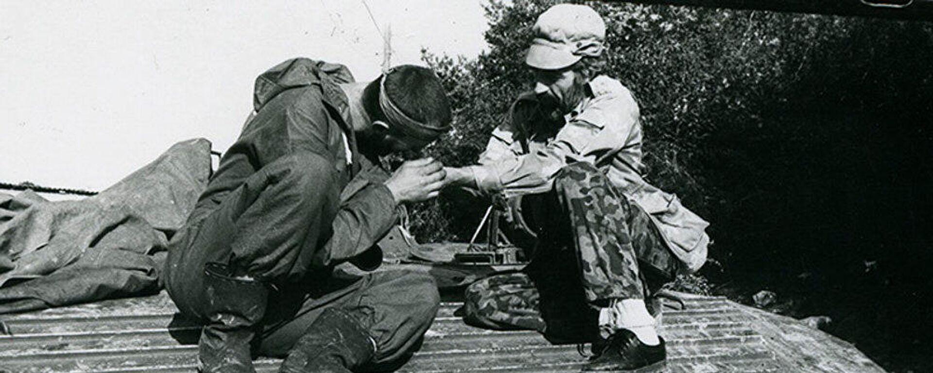 1992. gada 14. augustā sākās Abhāzijas tautas Tēvijas karš. - Sputnik Latvija, 1920, 22.08.2021