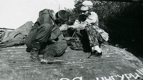 1992. gada 14. augustā sākās Abhāzijas tautas Tēvijas karš. - Sputnik Latvija