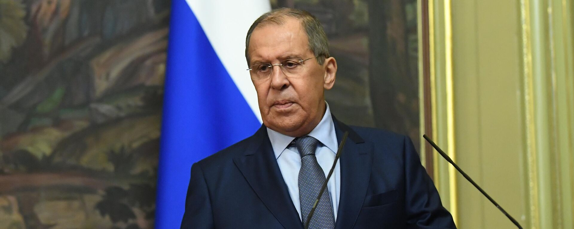 Лавров объяснил, почему РФ не спешит признавать Талибан* - Sputnik Латвия, 1920, 19.08.2021