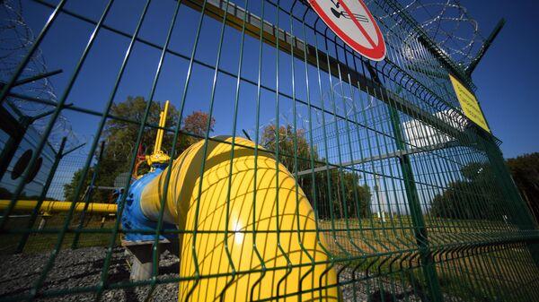 Газопровод высокого давления от Елабуги до Нижнекамска - Sputnik Latvija