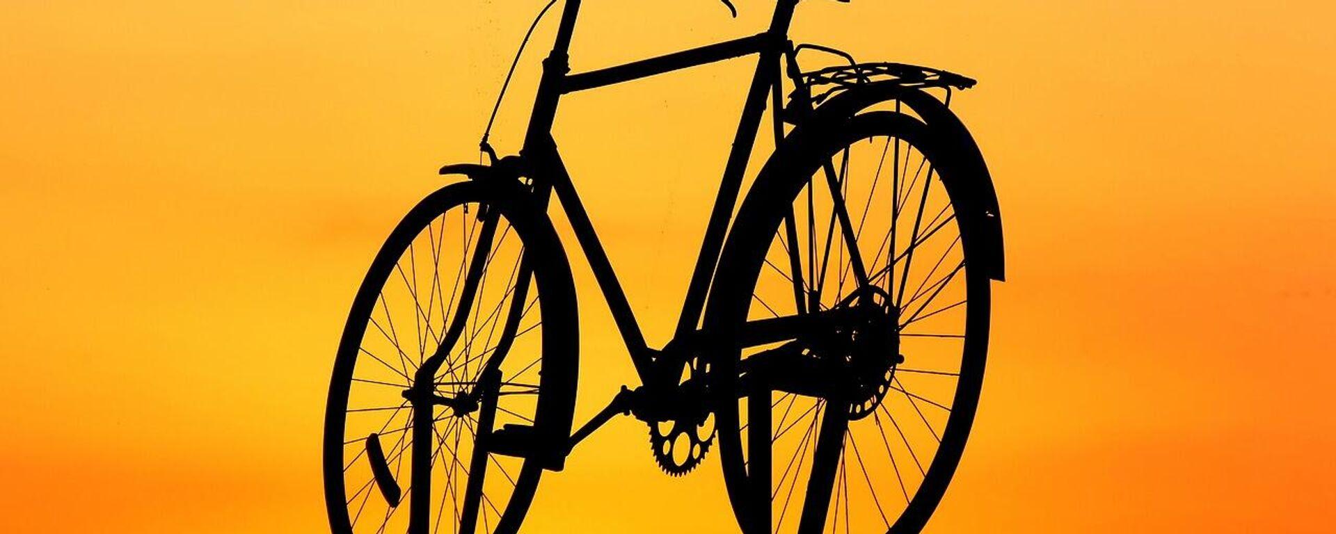 Велосипед  - Sputnik Латвия, 1920, 26.08.2021
