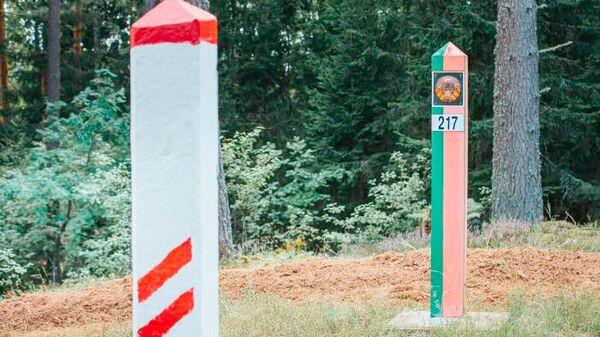 Латвийско-белорусская граница - Sputnik Latvija