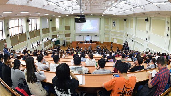Духанина рассказала, что ждет иностранных студентов в новом учебном году - Sputnik Latvija