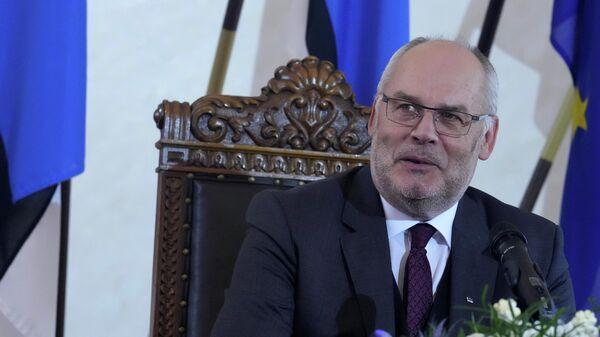 Избранный президент Эстонии Алар Карис - Sputnik Латвия