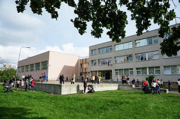 Рижская средняя школа №80 - Sputnik Латвия