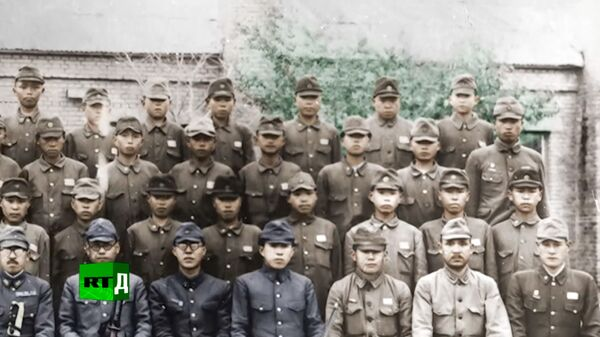 Специальное подразделение японских вооружённых сил Отряд 731 - Sputnik Latvija