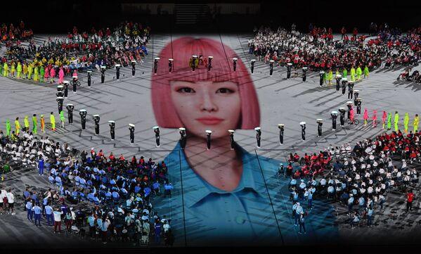 Торжественная церемония закрытия XVI летних Паралимпийских игр в Токио - Sputnik Латвия
