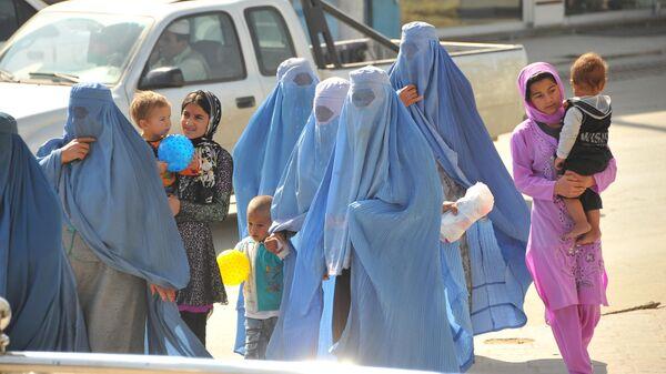 Афганские женщины - Sputnik Латвия