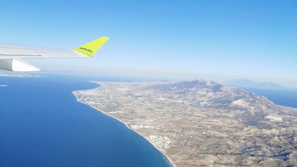 Туризм в Грецию спасает авиакомпанию  - Sputnik Латвия