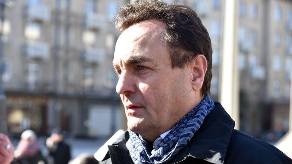 Депутат Сейма Литвы Пятрас Гражулис - Sputnik Латвия