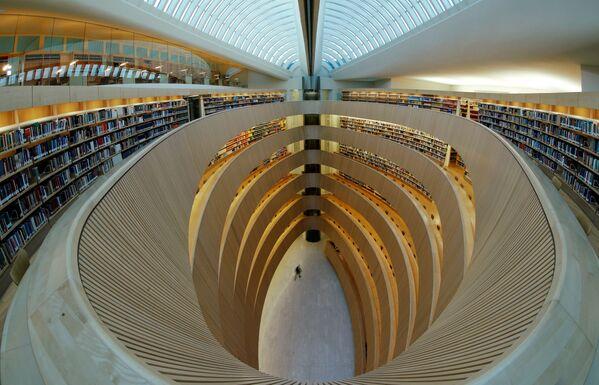 Cīrihes universitātes Juridiskā institūta bibliotēka - Sputnik Latvija