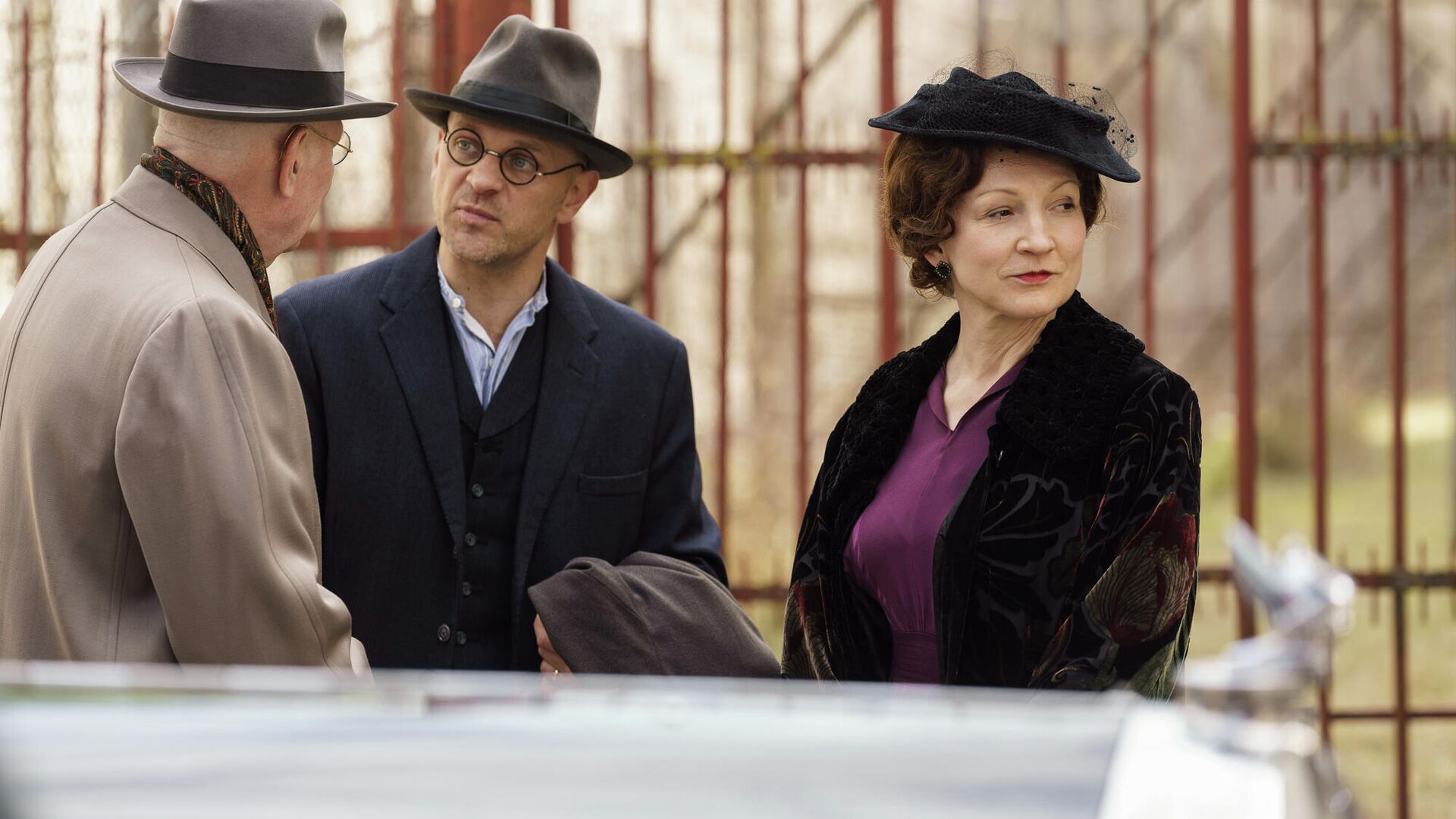 Фильм охватывает события из жизни королевы печати от 1920-х до трагической кончины в 1941 - Sputnik Латвия, 1920, 21.09.2021