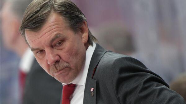 Хоккейный тренер Олег Знарок - Sputnik Латвия